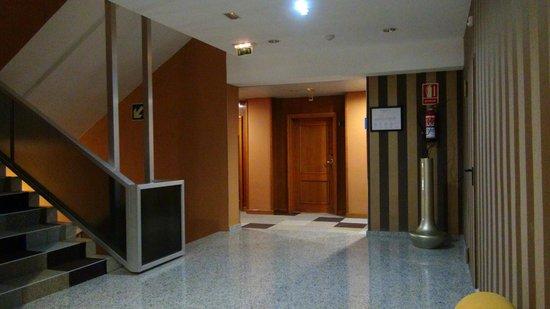 Hotel Best Semiramis renoviertes Treppenhaus