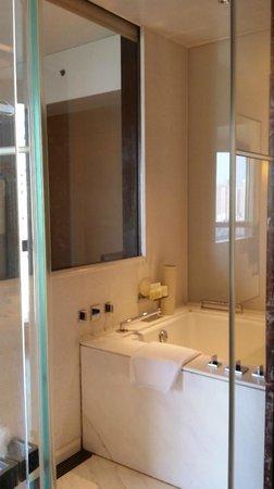 Grand Hyatt Guangzhou: Bathroom / Shower