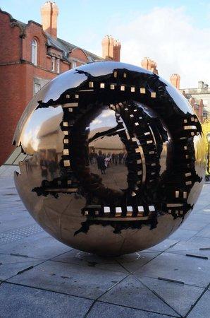 Trinity College: Double Sphere