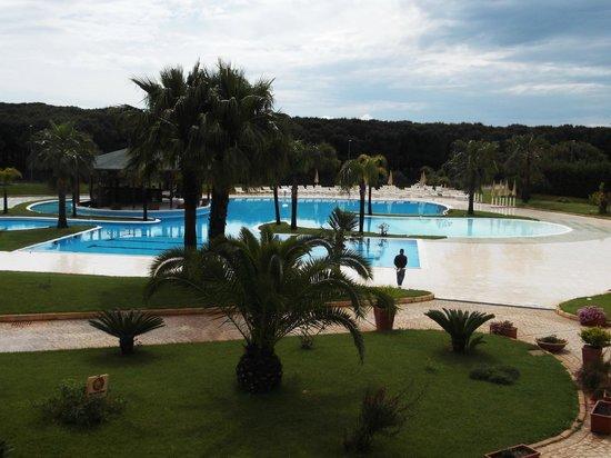 BV Airone Resort: La piscina
