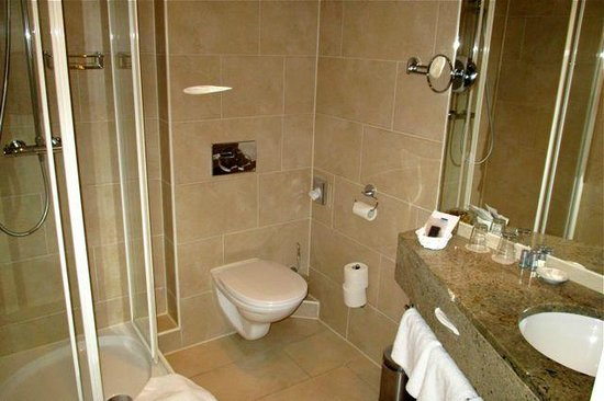 Opera Suites : Recently remodeled bath in excellent condition