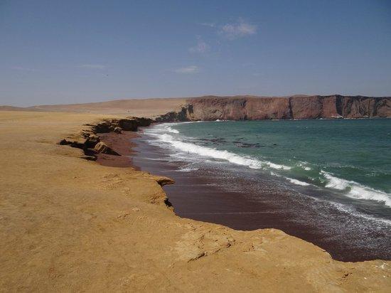 Emotion Tour Peru : Playa Roja