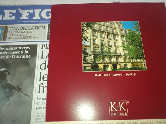 K+K Hotel Cayre: K+K Hotel Cayré
