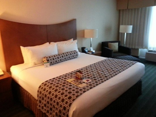 Crowne Plaza Hotel Minneapolis - Airport West Bloomington: Hotel room