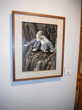 Robert Bateman Centre: Eagle Picture