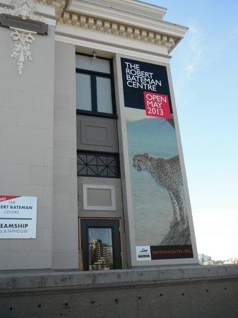 Robert Bateman Centre: Harbourside Signage