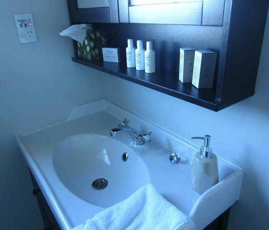 Lands End Boutique Hotel : bathroom