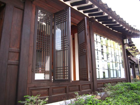 Rakkojae Seoul : Outside view of private house
