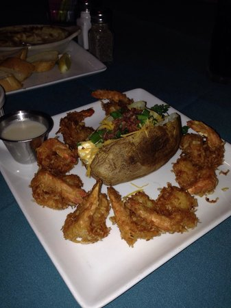 Sea Ranch Restaurant-Bar: Coconut Shrimp