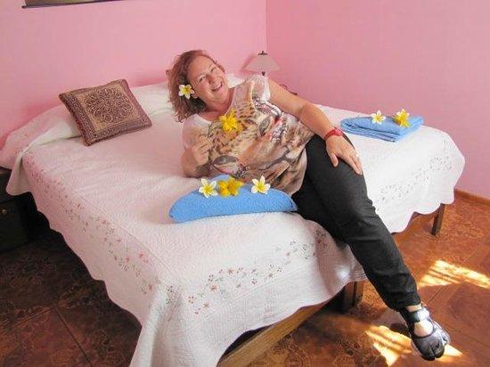 Camping Tipanie Moana: Nuestra habitación.