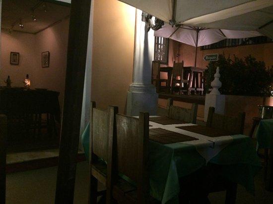 O Casarão Restaurante: Ambiente