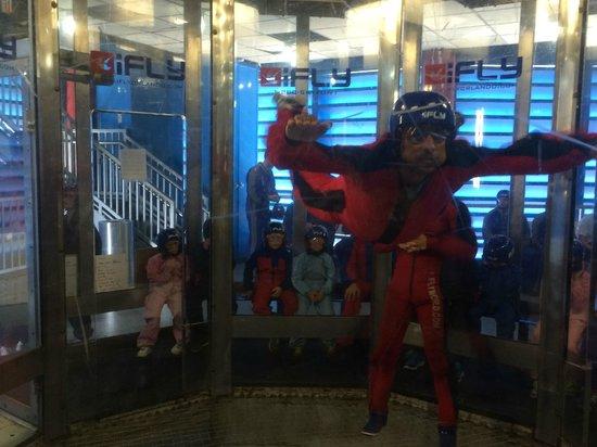 iFLY Indoor Skydiving - Orlando : iFly