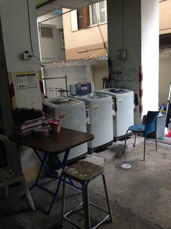 The Sukosol: コインランドリー洗濯機