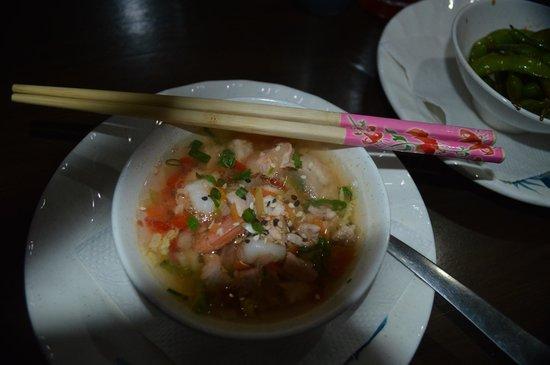 Mi Sushi : Miso soup