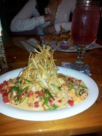 Bubba Gump Shrimp Co.: Mahi mahi