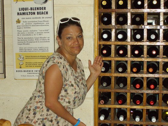 Varadero 60 : Wine anyone?