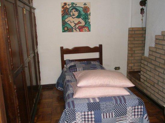 Solidaritat Hostel: Suíte de solteiro