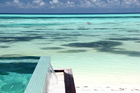 LUX* South Ari Atoll: Beyond the Pool