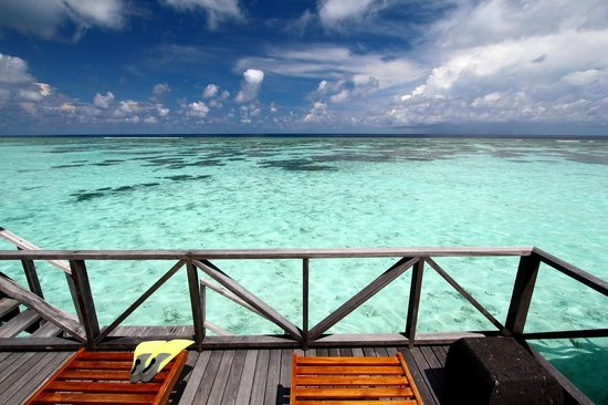 LUX* South Ari Atoll: View from Room