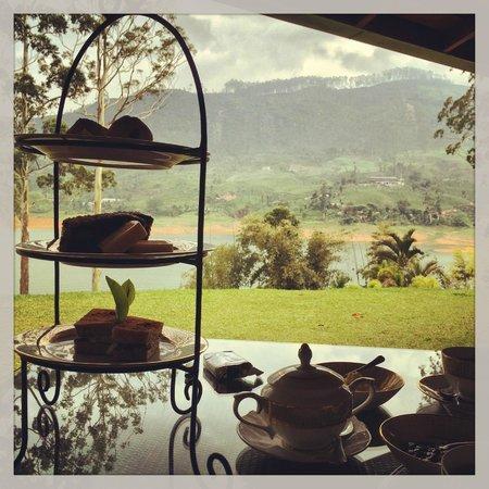 Ceylon Tea Trails : Afternoon tea