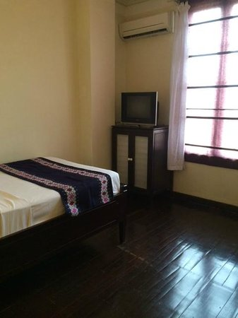 Hotel Khamvongsa: single bed room