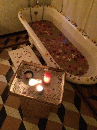Ceylon Tea Trails - Relais & Chateaux : Tea Bath