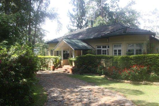 Ceylon Tea Trails - Relais & Chateaux : Ingresso cottage