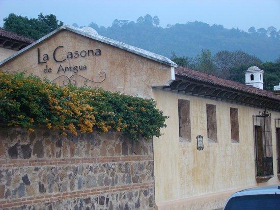 La Casona de Antigua: HOTEL