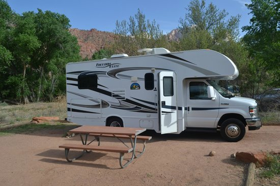 Watchman Campground: Watchman