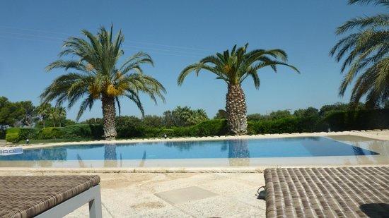 Casal Santa Eulalia : La piscine
