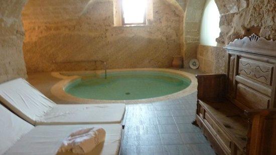 Casal Santa Eulalia : le spa