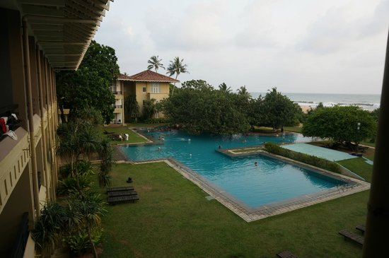 Heritance Ahungalla: view from our room