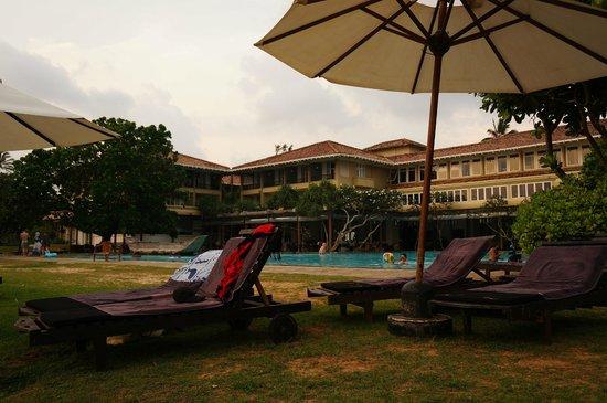 Heritance Ahungalla: pool 1