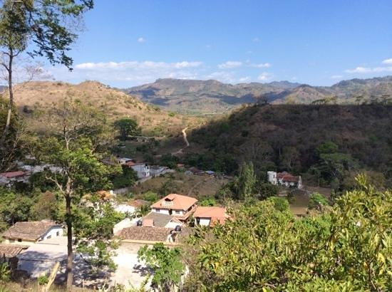 Casa Dona Elena B & B: view from Cielo balcony