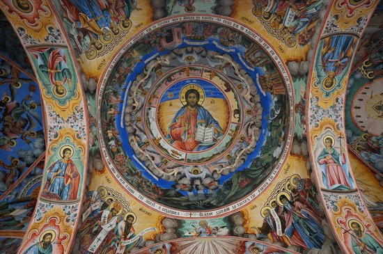 Traventuria - Day Tours: Jesus Christ All-powerful with the Zodiac