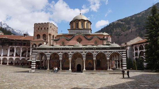 Traventuria - Day Tours: Rila Monastery