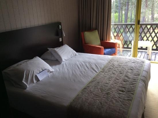 BEST WESTERN Golf Hotel Lacanau : chambre 121