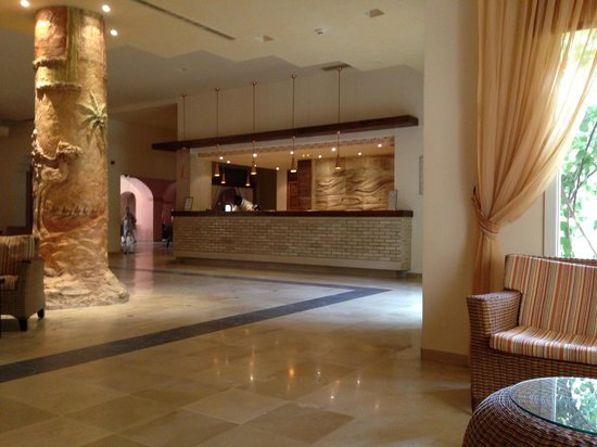 Hotel Sahara Douz: フロント