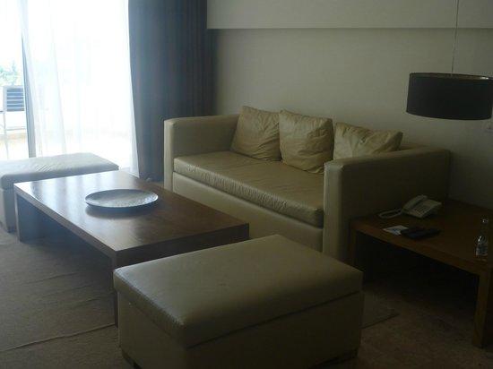 Privilege Aluxes : Living room