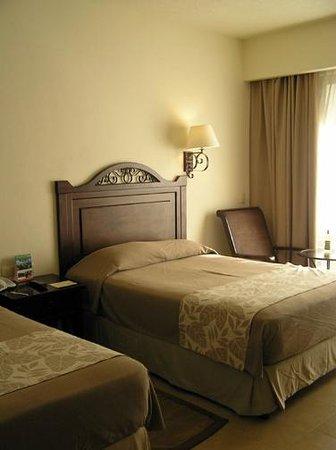 Occidental at Xcaret Destination: La chambre