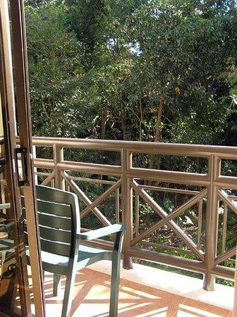 Occidental at Xcaret Destination: la vue de notre balcon