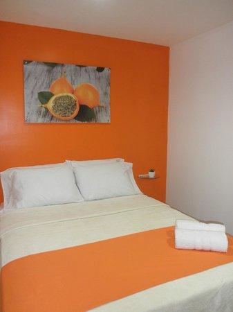 """Mediterranean Dreams San Francisco: """"Maracuya"""" Apartamento / Suite 2 Habitaciones 01 Baño"""