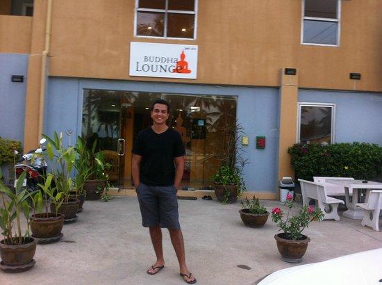 At Buddha Lounge