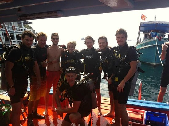 Simple Life Divers: Dive Group