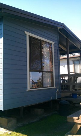 Joalah Holiday Park: Our lovely 2 bedroom cabin