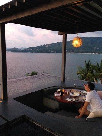 Cape Sienna Hotel & Villas : Plum restaurant