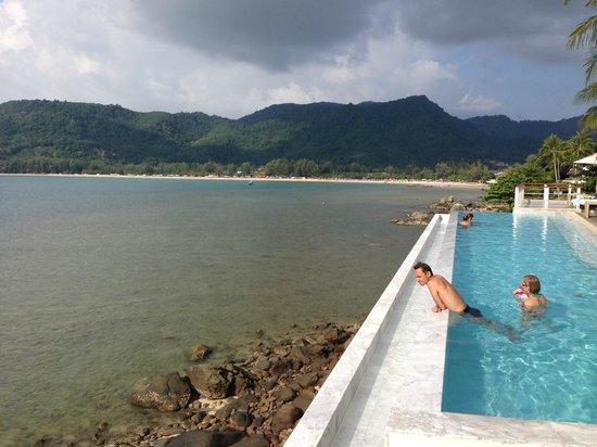 Cape Sienna Hotel & Villas : Sienna rock