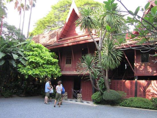 Maison de Jim Thompson : Jim Thompson House