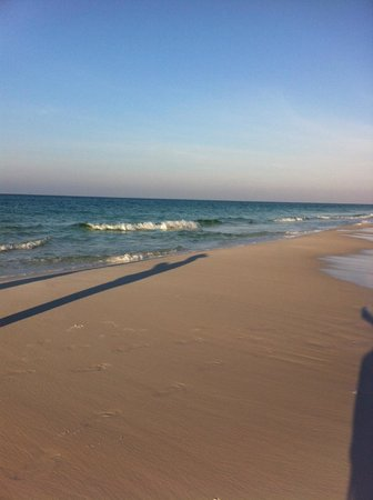 Sandestin Golf and Beach Resort: Beach