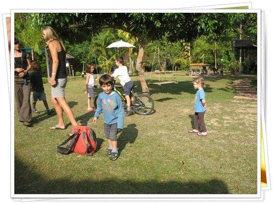 Ban Rai Tin Thai Ngarm Eco Lodge: This place is our own paradise.